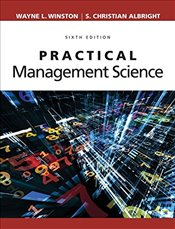 Practical Management Science 6E - Albright, Christian S.