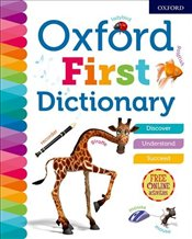 Oxford First Dictionary (Oxford Dictionaries) - Dictionaries, Oxford