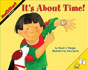 Its About Time! (MathStart 1) - Murphy, Stuart J.