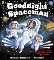 Goodnight Spaceman (Goodnight 6) - Robinson, Michelle