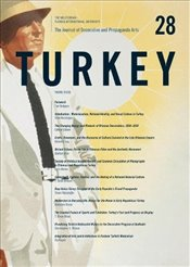Journal of Decorative and Propaganda Arts: Issue 28, Turkey Theme Issue -