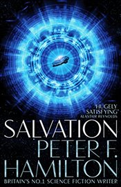 Salvation (The Salvation Sequence) - Hamilton, Peter F.