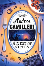 Nest of Vipers (Inspector Montalbano mysteries) - Camilleri, Andrea