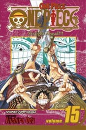 One Piece Volume 15 - Oda, Eiichiro