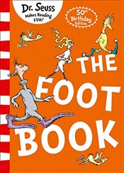 Foot Book - Dr. Seuss