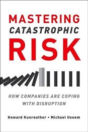 Mastering Catastrophic Risk: How Companies Are Coping with Disruption - Kunreuther, Howard