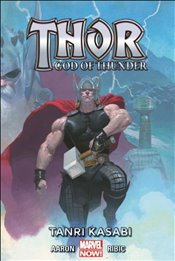 Thor God of Thunder Cilt 1 : Tanrı Ka - Aaron, Jason