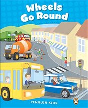 Level 1 : Wheels Go Round CLIL (Pearson English Kids Readers) -