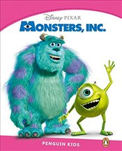 Level 2 : Disney Pixar Monsters, Inc (Pearson English Kids Readers) -