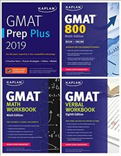 Kaplan GMAT Complete 2019 : The Ultimate in Comprehensive Self-Study for GMAT - Kaplan
