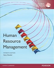 Human Resource Management 15e w/MyLab - Dessler, Gary