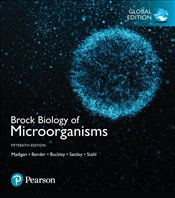 Brock Biology of Microorganisms 15e GE - Madigan, Michael T.