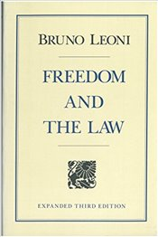 Freedom and the Law - Leoni, Bruno