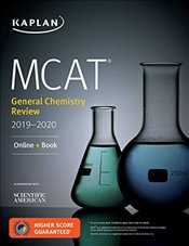MCAT General Chemistry Review 2019-2020 : Online + Book   -