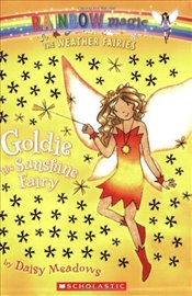 Goldie the Sunshine Fairy (Rainbow Magic: Weather Fairies) - Meadows, Daisy