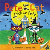 Pete the Cat : Trick or Pete - Dean, James