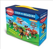 Paw Patrol Phonics Box Set (Step Into Reading) - Liberts, Jennifer