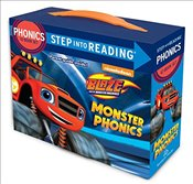 Monster Phonics (Step Into Reading) - Liberts, Jennifer