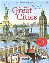 See Inside Great Cities (Usborne See Inside) - Jones, Rob Lloyd