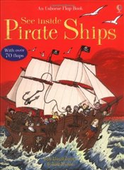 See Inside Pirate Ships  - Jones, Rob Lloyd