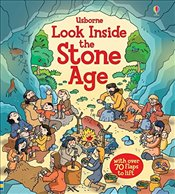 Look Inside the Stone Age (Look Inside Board Books) - Wheatley, Abigail