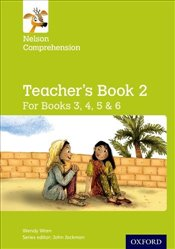 Nelson Comprehension : Years 3, 4, 5 & 6/Primary 4, 5, 6 & 7: Teachers Book for Books 3, 4, 5 & 6 - Wren, Wendy