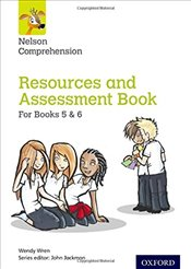 Nelson Comprehension : Years 5 & 6/Primary 6 & 7: Resources and Assessment Book for Books 5 & 6 - Wren, Wendy