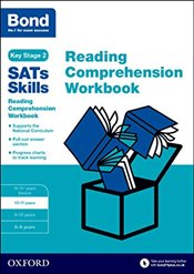 Bond SATs Skills : Reading Comprehension Workbook 10-11 Years - Jenkins, Christine