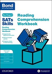 Bond SATs Skills : Reading Comprehension Workbook 10-11 Years Stretch - Jenkins, Christine