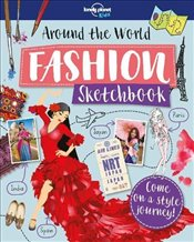 Around The World Fashion Sketchbook  -