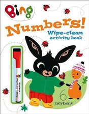 Numbers! : Wipe-clean activity book   -