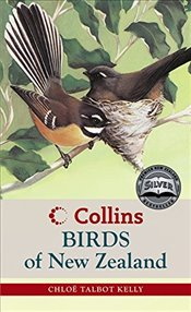 Collins Birds of New Zealand - Kelly, Chloe Talbot