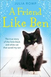 Friend Like Ben : A Mother Desperate for Love. A Little Boy Unable to Show It. A Cat That Brought Th - Romp, Julia