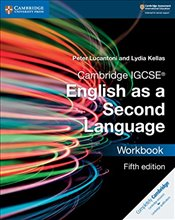 Cambridge IGCSE® English as a Second Language Workbook (Cambridge International IGCSE) - Lucantoni, Peter