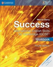 Success International English Skills for Cambridge IGCSE® Workbook (Cambridge International IGCSE) - Barry, Marian