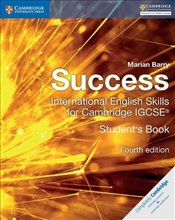 Success International English Skills for Cambridge IGCSE Students Book (Cambridge International IGC - Barry, Marian