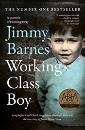 Working Class Boy - Barnes, Jimmy