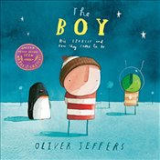 Boy : His Stories and How They Came to Be  - Jeffers, Oliver