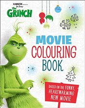 Grinch : Movie Colouring Book -