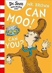 Mr. Brown Can Moo! Can You? - Seuss, Dr.