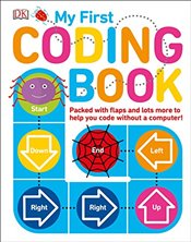 My First Coding Book - Prottsman, Kiki