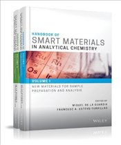 Handbook of Smart Materials in Analytical Chemistry -
