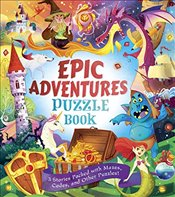 Epic Adventures Puzzle Book - Moore, Gareth