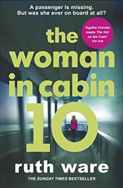 Woman in Cabin 10 - Ware, Ruth