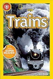 Trains : National Geographic Kids - Shields, Amy