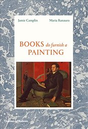 Books Do Furnish A Painting - Camplin, Jamie