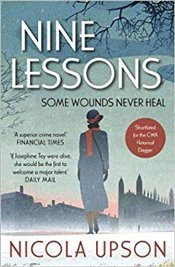 Nine Lessons - Upson, Nicola