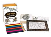 Harry Potter Coloring Kit - Press, Running