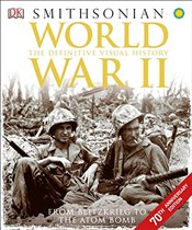 World War II : The Definitive Visual History - DK,