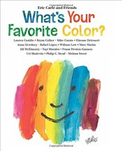 Whats Your Favorite Color? - Carle, Eric